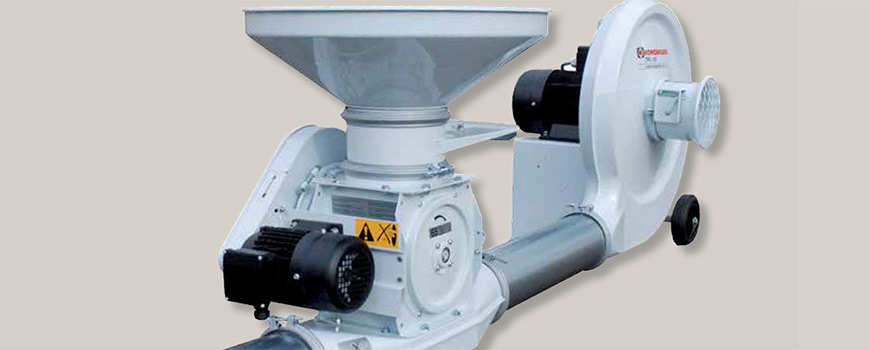 Kongskilde Rotary Valves And Injector Grain Equipment From